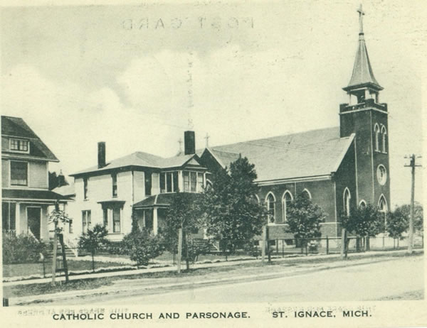 St. Ignatius Church and Parsonage
