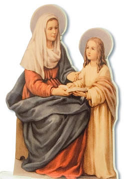 Ste. Anne with Child