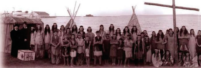 St. Ignace early history photo